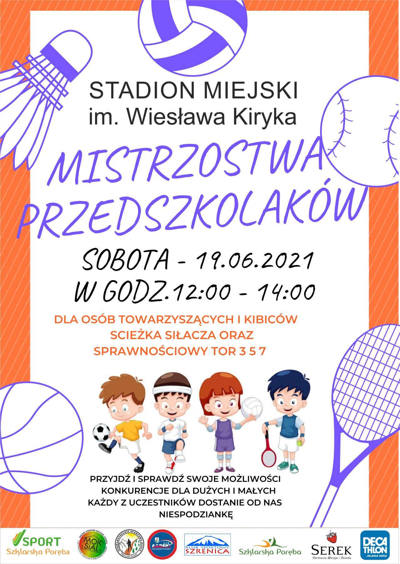 Mistrzostwa Przedszkolaków